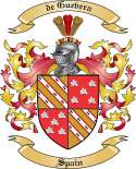 de Guevera Family Coat of Arms from Spain