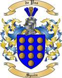 de Paz Family Coat of Arms from Spain