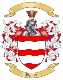 de Rivas Family Crest from Spain