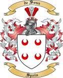 de Sosa Family Coat of Arms from Spain