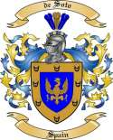 de Soto Family Coat of Arms from Spain