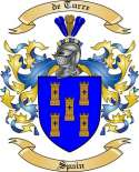 de Turre Family Crest from Spain2
