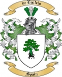 de Vallejo Family Coat of Arms from Spain