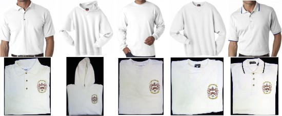 Designs For Clothing Line | Polo Shirts Tee Shirt With Coat Of Arms Design