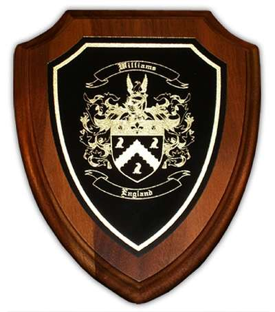 Engraved Business Gift � Personalized Engraved Gift with Coat of Arms