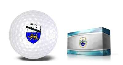 Personalized Golf Balls Corporate Custom Logo Golf Balls