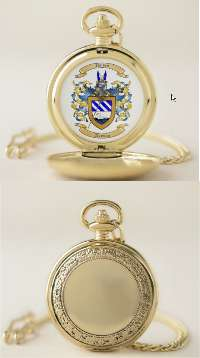 Corporate Pocket Watch