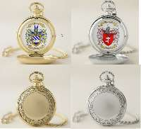Pocket Watch from Charles-Hubert of Paris - Great Corporate Gift Idea