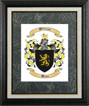 Canadian Coat of Arms Picture with Canadian Family Crest