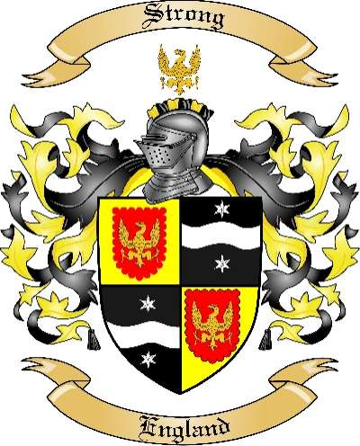 Family Crest Tattoo / Family Coat of Arms Tattoo