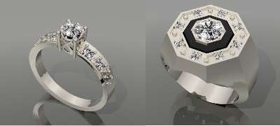 Custom Designed Ring Made to Your Specifications