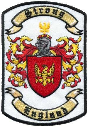 Coat of Arms Patch / Badge