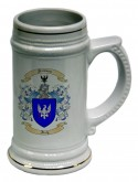 Beer Stein with Family Crest